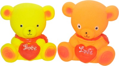 RK Toys Cute Teddy Bear Bath Toy