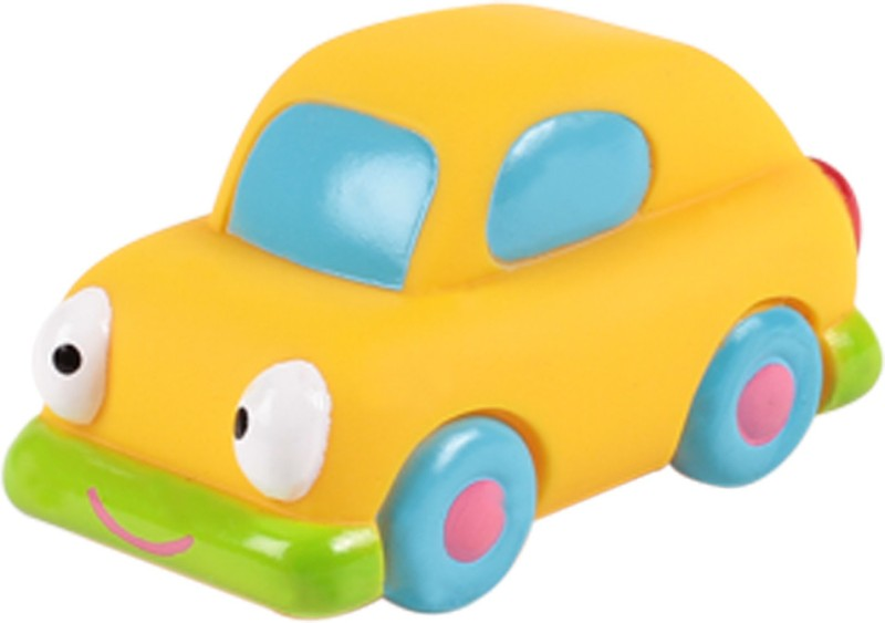 Mee Mee Car Floate Bath Toy(Yellow)