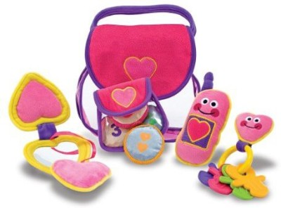Melissa & Doug Pretty Purse Fill and Spill Bath Toy
