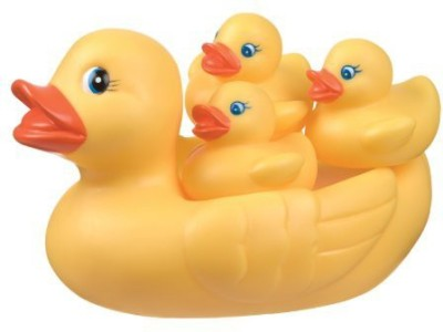 Playgro Duckie Family Bath Toy
