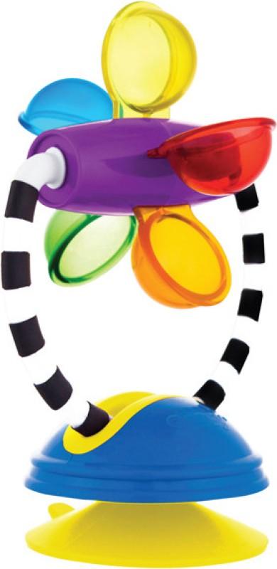 Sassy Spin & Spill Bath Toy Bath Toy(Multicolor)