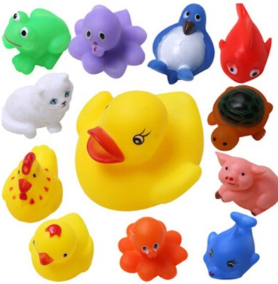 Wishkey Animal collection Bath Toy Bath ...