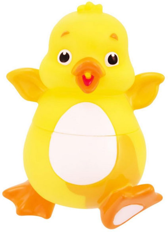Sassy Stay Clean Squirts - Duck Bath Toy(Yellow)