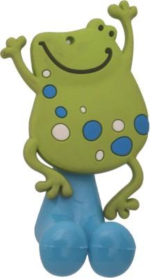 Buddyboo Green Frog Tooth Brush Holder Bath Toy