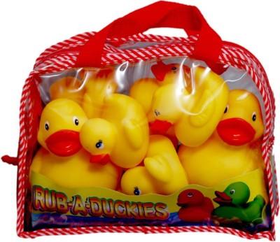 Montez Duck Family Bath Toy
