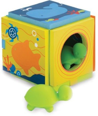 Skip Hop Turtle Island Play Set Bath Toy Bath Toy