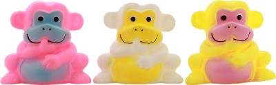 Lovely Collection Monkey Squeeze Bath Toy