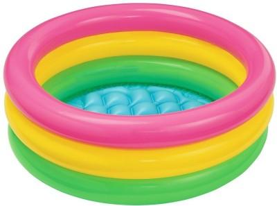 99DOTCOM Pool Multicolor - 3 FT FOR KIDSA Bath Toy