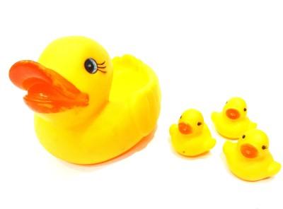 Sanghvi Enterprises yellow duck Bath Toy