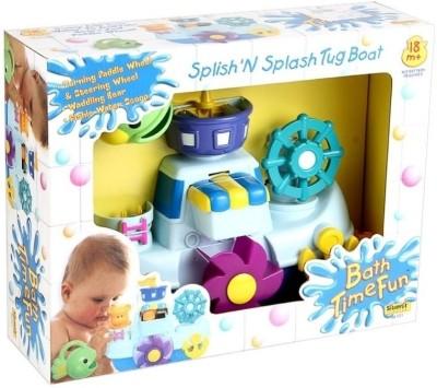 Silverlit Bathtime Fun - Tug Boat Bath Toy
