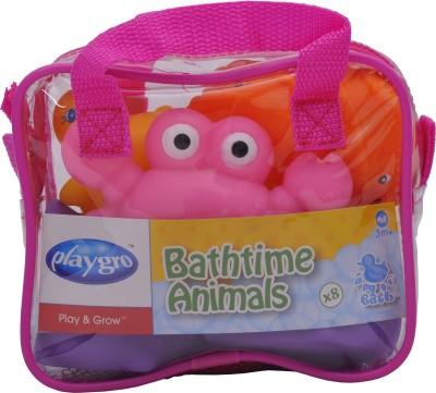 Playgro Bathtime Animals Bath Toy