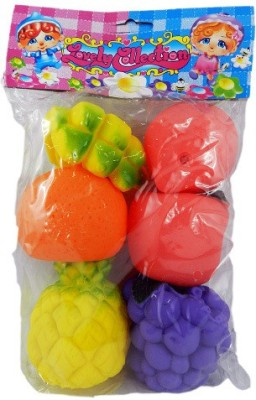 SUPERVISION Fruti Bath Toy Big Bath Toy