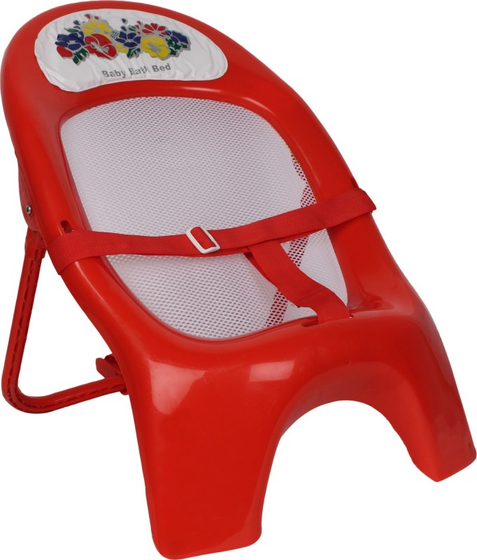 Abhiyantt Baby Bath Bed (Red Color)(Red)