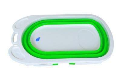 HomeTech Foldable Bath Tub Green