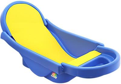 DealBindaas Bath Tub Folding PVC Blue