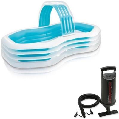 Intex Aadoo Zig Zag Pool Tub with Pump
