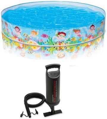 Intex Aadoo Kids Fun Pool Tub with Air Pump