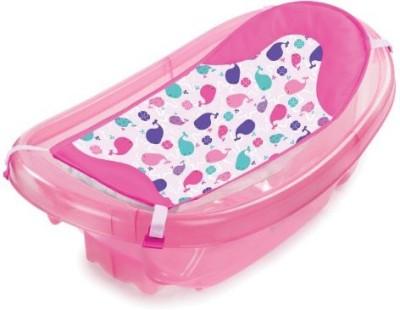 Summer Sparkle N Splash Newborn To Toddler Bath Tub