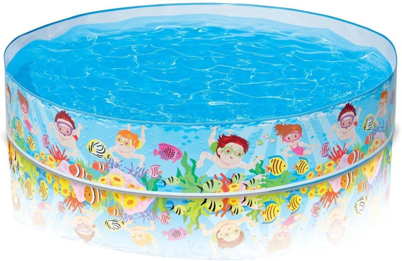 Intex kids pool(Multicolor)
