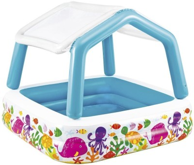 KASCN INTEX HUT TYPE BATHING TUB FOR ALL KIDS