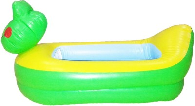 Munchkin Inflatable Safety frog Tub