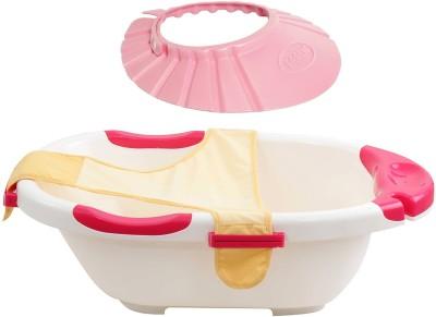 Farlin Baby bath Tub With Eye Shield
