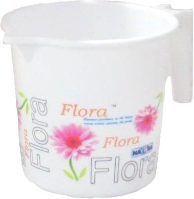 Flora Plastic Bath Mug