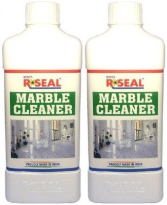 RSEAL MARBLE CLEANER PACK OF 2 Bathroom Floor Cleaner(1000 ml, Pack of 2)
