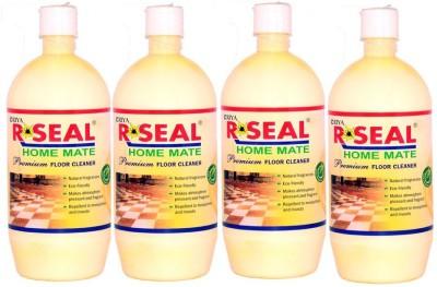 RSEAL FLOOR CLEANER PACK OF 4 Bathroom Floor Cleaner