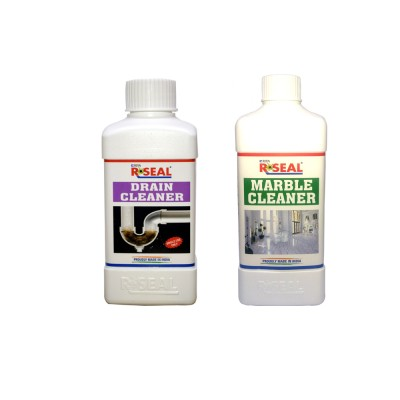 RSEAL MARBLE AND DRAIN CLEANER Bathroom Floor Cleaner