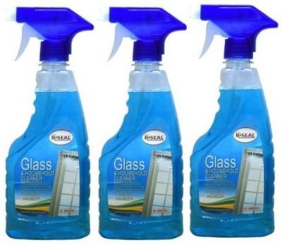 RSEAL GLASS CLEANER PACK OF 3 Bathroom Floor Cleaner