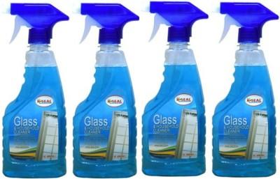 RSEAL GLASS CLEANER PACK OF 4 Bathroom Floor Cleaner