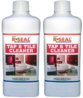 RSEAL TAP&TILE CLEANER PACK OF 2 Bathroom Floor Cleaner(1000 ml, Pack of 2)