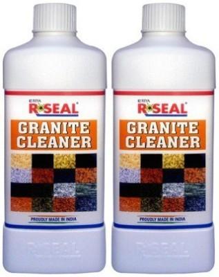 RSEAL GRANITE CLEANER PACK OF 2 Bathroom Floor Cleaner(1000 ml, Pack of 2)