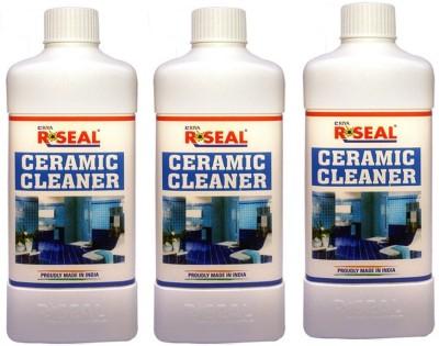 RSEAL CERAMIC CLEANER PACK OF 3 Bathroom Floor Cleaner(1500 ml, Pack of 3)