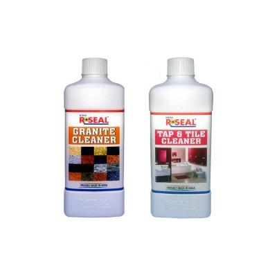 RSEAL GRANITE AND TAP & TILE CLEANERL Bathroom Floor Cleaner(1000 ml, Pack of 2)