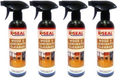 RSEAL WOOD & LAMINATE CLEANER PACK OF 4 Bathroom Floor Cleaner