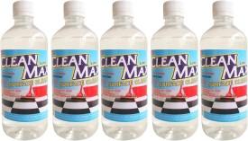 Cleanmax (LIME) Disinfectant Bathroom Floor Cleaner(500 ml, Pack of 5)
