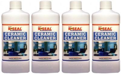 RSEAL CERAMIC CLEANER PACK OF 4 Bathroom Floor Cleaner(2000 ml, Pack of 4)