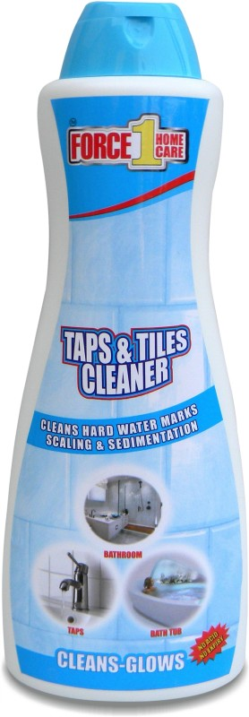 Force1HomeCare Taps & Tiles Cleaner Bathroom Floor Cleaner(500 ml, Pack of 1)