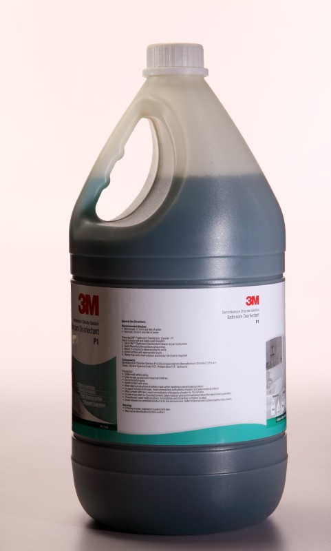 3M P1 Bathroom Floor Cleaner(5 L, Pack of 1)