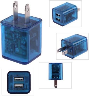 CHKOKKO Dual USB Battery Charger
