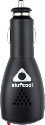 Stuffcool Stuffcool 1A Trip Car Charger - Black Battery Charger