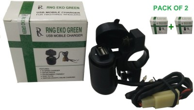RNG EKO Green RNG-01B-PACK-OF-2 Battery Charger