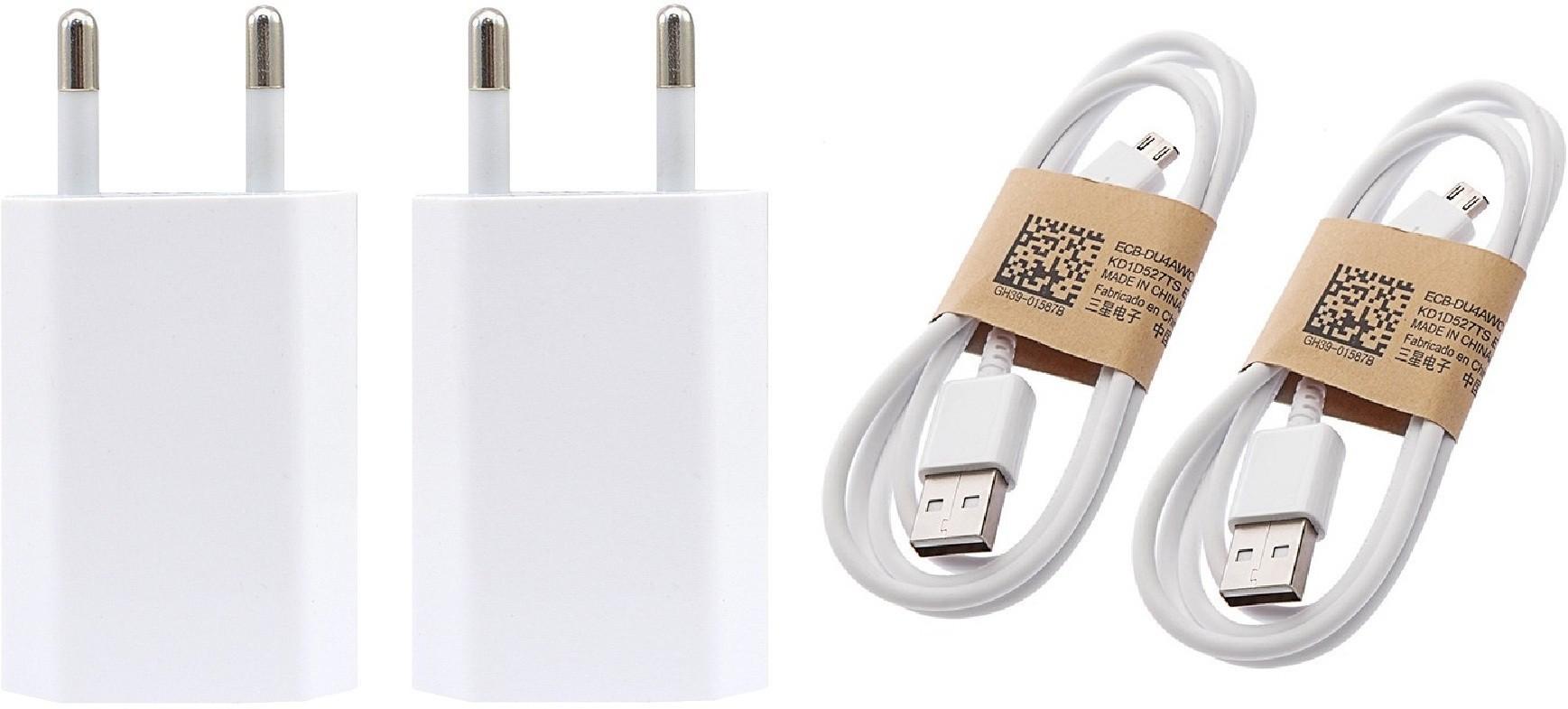 Waves Chg+Cab-LG-Nexus-5 Mobile Charger(White)