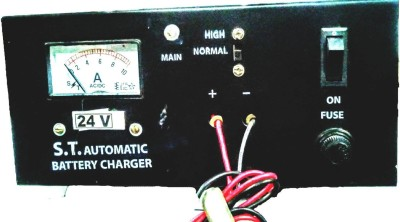 Saini Transformers 24V Automatic Battery Charger