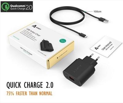 Aukey PA-U28 Battery Charger