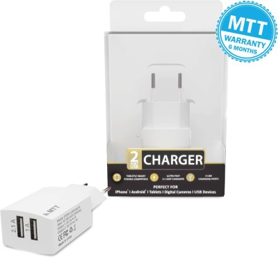 MTT Dual Port 2.1Amp Fast Charging Batte...