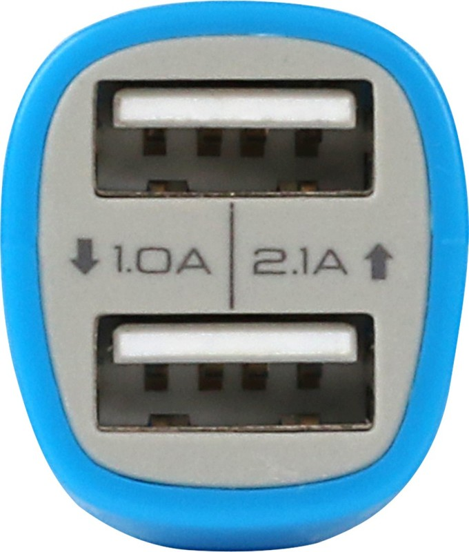 Teck Temple TT-CC-BE Mobile Charger(Blue)