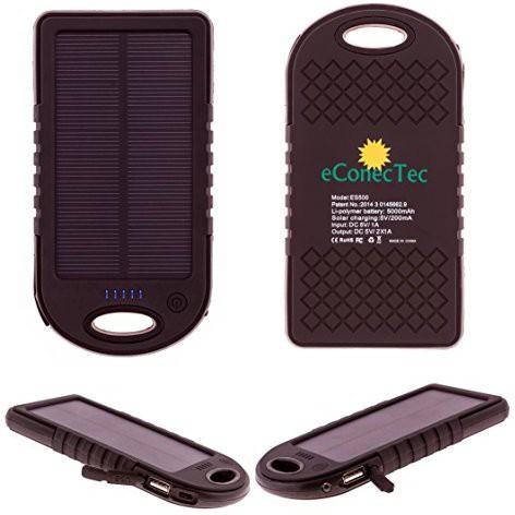 Econectec es500 Mobile Charger